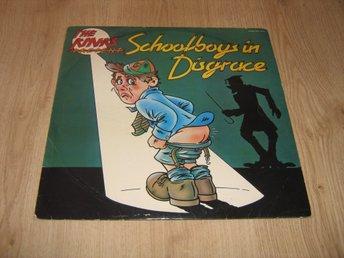 UK original KINKS LP - Schoolboys in disgrace - Uppsala - UK original KINKS LP - Schoolboys in disgrace - Uppsala