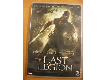 THE LAST LEGION  -  COLIN FIRTH, BEN KINGSLEY - DVD