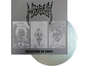 Master -Collection of souls lp Death metal with Speckmann