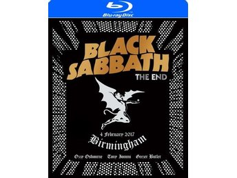 Black Sabbath: The end - Live 2017 (Blu-ray)