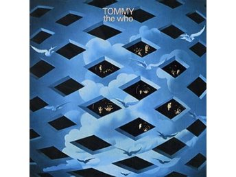 Who: Tommy (2 Vinyl LP)