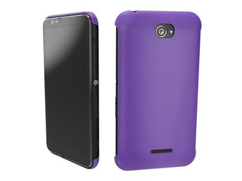 Rubber Back Cover Xperia E4