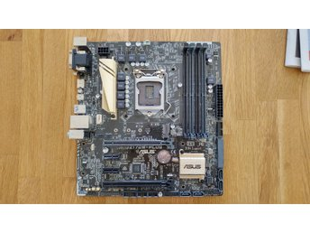 Asus Z170M-Plus (Intel Socket 1151)