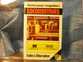 Motive Power Recognition:1 Locomotives