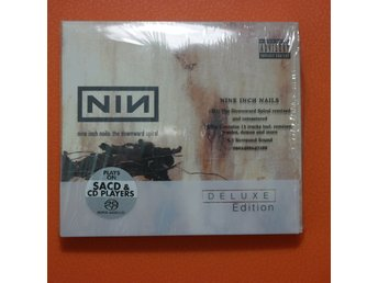 Nine Inch Nails - The Downward Spiral - Dubbel-cd - SACD - Deluxe Edition