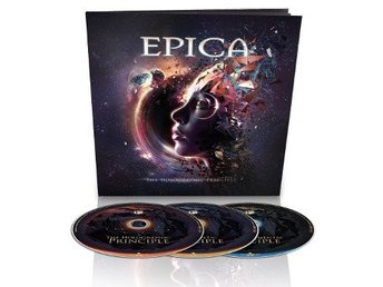 Epica: The holographic principle 2016 (3 CD)