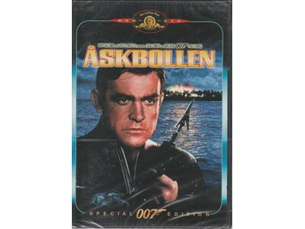 Åskbollen (Sean Connery) 1965 - DVD NY