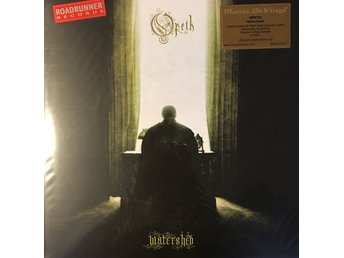 OPETH - WATERSHED 2-LP 180G GULDFÄRGAD VINYL LIMITED