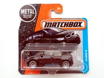 Matchbox - 2015 BMW i3