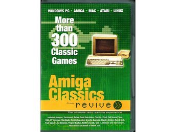 AMIGA CLASSICS FROM REVIVE AMIGA PC MAC LINUX ATARI ACORN