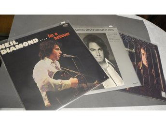 Neil Diamond 3 st LP
