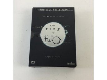 Dreamworks, DVD-Box, The ring 1 och 2