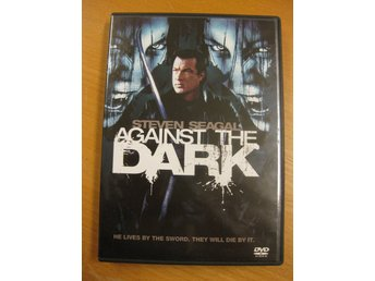 AGAINST THE DARK - STEVEN SEAGAL - DVD 2009