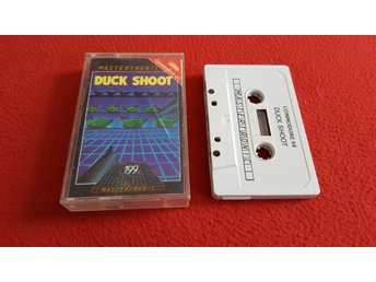 DUCK SHOOT till Commodore 64 C64