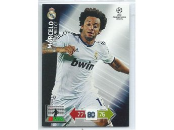 MARCELO - REAL MADRID  - CHAMPIONS LEAGUE 2012-2013