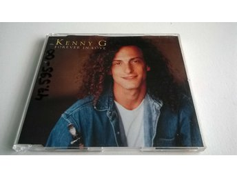 Kenny G - Forever In Love, CD, Maxi-Single