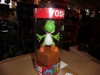 Super Mario Paperweight Characters 15 cm Yoshi
