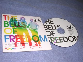 BWO - The Bells of Freedom (cds) 6trk Nyskick!!
