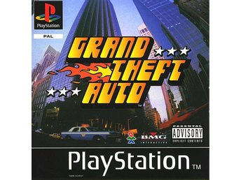 Grand Theft Auto - Playstation