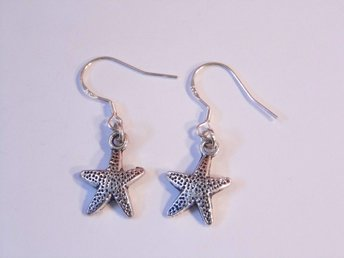 Sjöstjärna örhängen / Starfish earrings