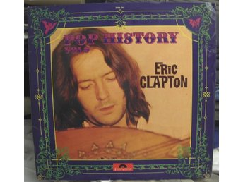 Eric Clapton - Pop History Vol 9 - LP