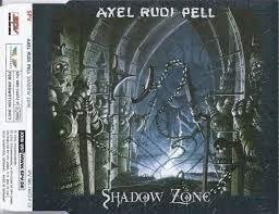 AXEL RUDI PELL-Shadow Zone-Rare Ny Promotional Cd In Slim Jewelcase - Västerås - AXEL RUDI PELL-Shadow Zone-Rare Ny Promotional Cd In Slim Jewelcase - Västerås