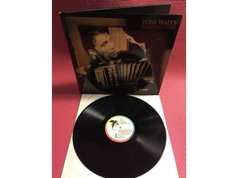 TOM WAITS - FRANKS WILD YEARS PROMOTION RECORD