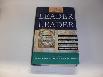 Leader to leader - Hesselbein / Cohen