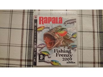 PS3 Rapala Fishing Frenzy 2009