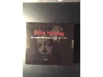 Billie Holiday - Complete On Verve (10-disc)