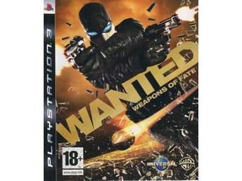 PS3-spel: Wanted Weapons of Fate
