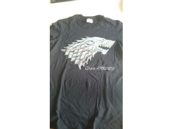 Svart T-shirt Game of Thrones stl M