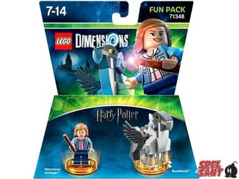 Lego Dimensions Lego Harry Potter (Hermione) Fun Pack 71348