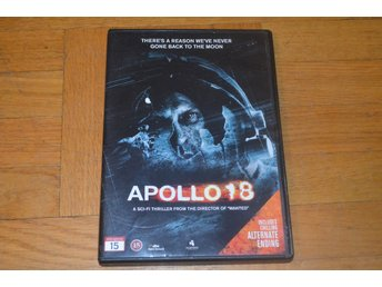 Apollo 18 - 2011 DVD - Töre - Apollo 18 - 2011 DVD - Töre