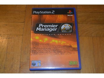 Premier Manager 2002/2003  - Playstation 2 PS2