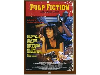 Pulp Fiction - John Travolta - Quentin Tarantino - 2-Disc - DVD