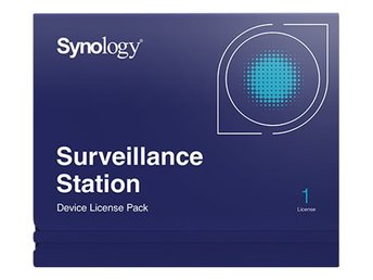 Synology Surveillance Device License (X 1)