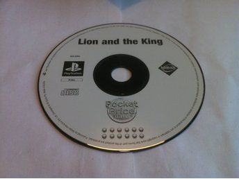 PS1: Lion and the King (Enb. skivan)