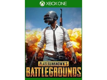 PLAYERUNKNOWN'S BATTLEGROUNDS digital nedladdning/kod till Xbox One