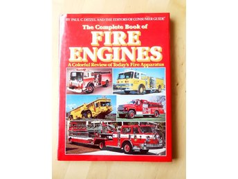 The Complete book of Fire Engines