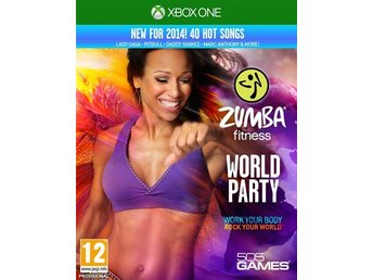 Zumba Fitness - World Party - Xbox One