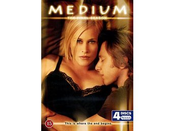 Medium / Säsong 7 (4 DVD)