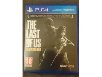 The Last Of Us (Remastered) Playstation 4