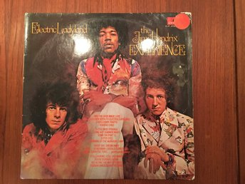 The Jimi Hendrix Experience - Electric Ladyland Vinyl