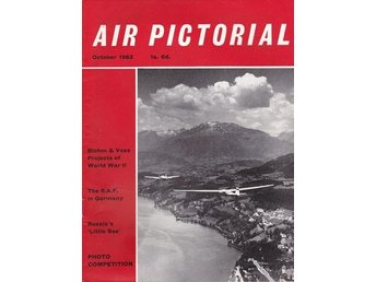 Air Pictorial october 1963 (på engelska)
