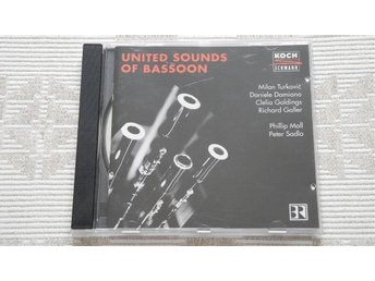 UNITED SOUNDS OF BASSOON - EN FAGOTT FEST