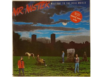LP - Mr mister - Welcome to the real world