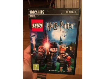 PC spel lego Harry Potter