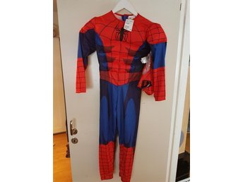 Spiderman dress 122/128