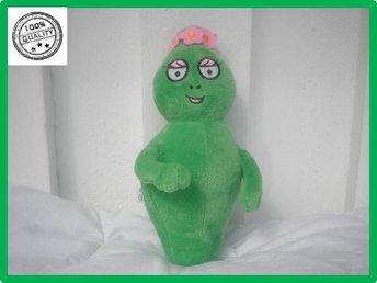 Barbapapa barn grön barbalala stor figur 21 cm Nostalgi - Västra Frölunda - Barbapapa barn grön barbalala stor figur 21 cm Nostalgi - Västra Frölunda